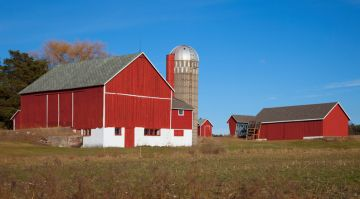 Agricultural Painting in Odell by RMS Painting Inc