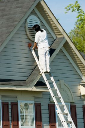 Exterior painting in Panola, IL.