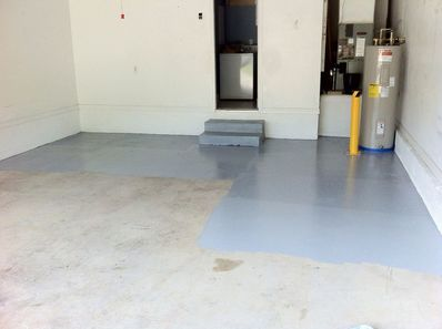Garage Floor Epoxy in Bloomington, IL (2)