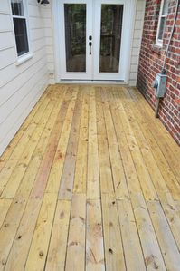 Before & After Deck Staining in Bloomington, IL (1)