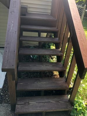 Before & After Deck Staining in Bloomington, IL (3)