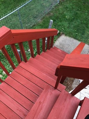 Before & After Deck Staining in Bloomington, IL (8)